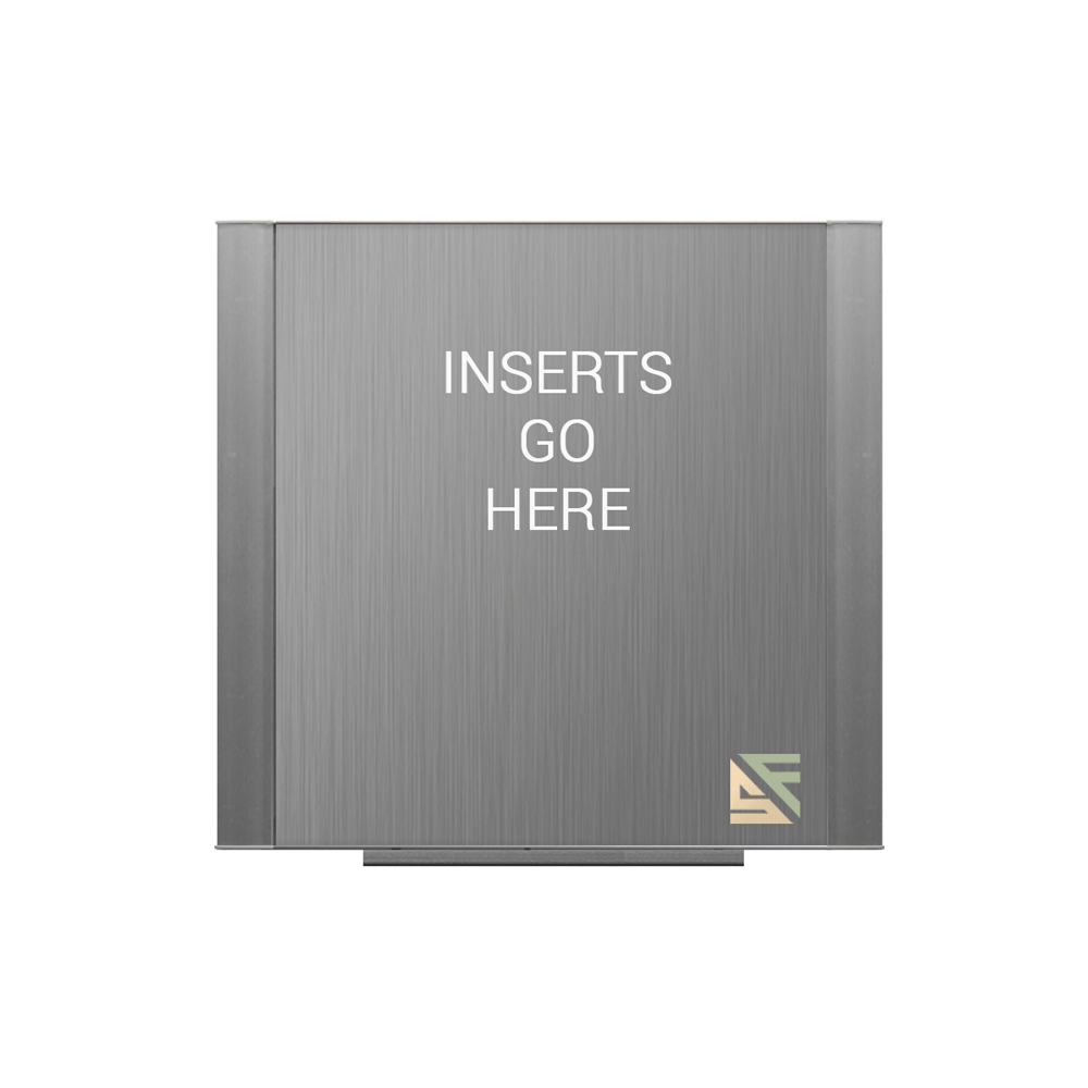 "Table Sign - 8.5""H x 10""W - TF45"