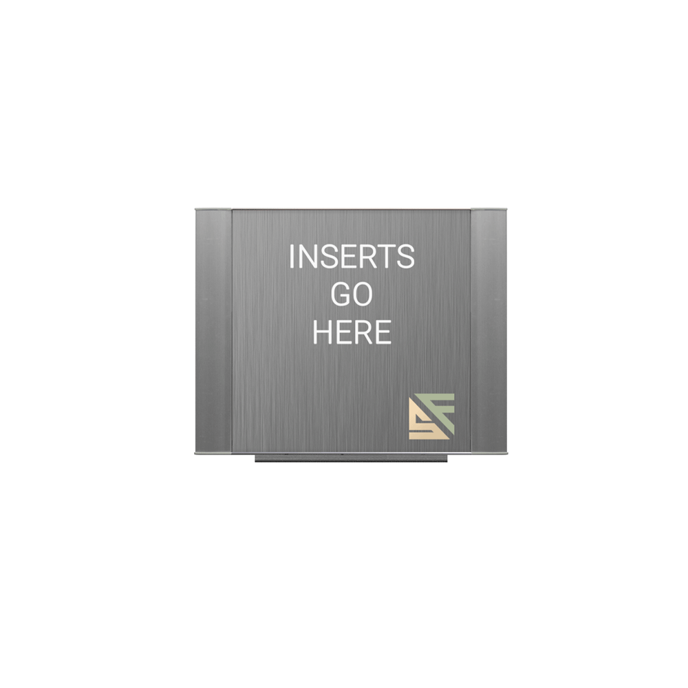 "Table Sign - 5""H x 6.25""W - TF7"