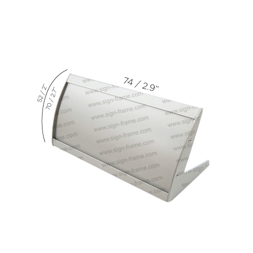 "Table Sign - 2.75""H x 3""W - TN63"