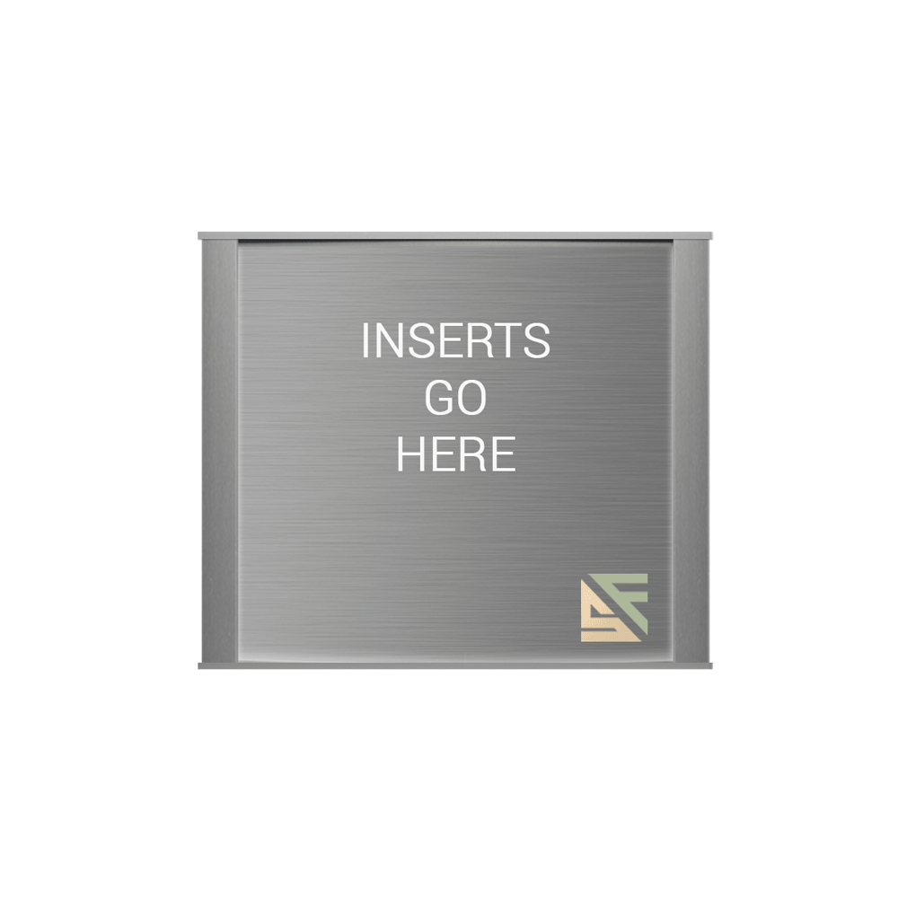 "Table Sign - 6""H x 6.75""W - TN9"